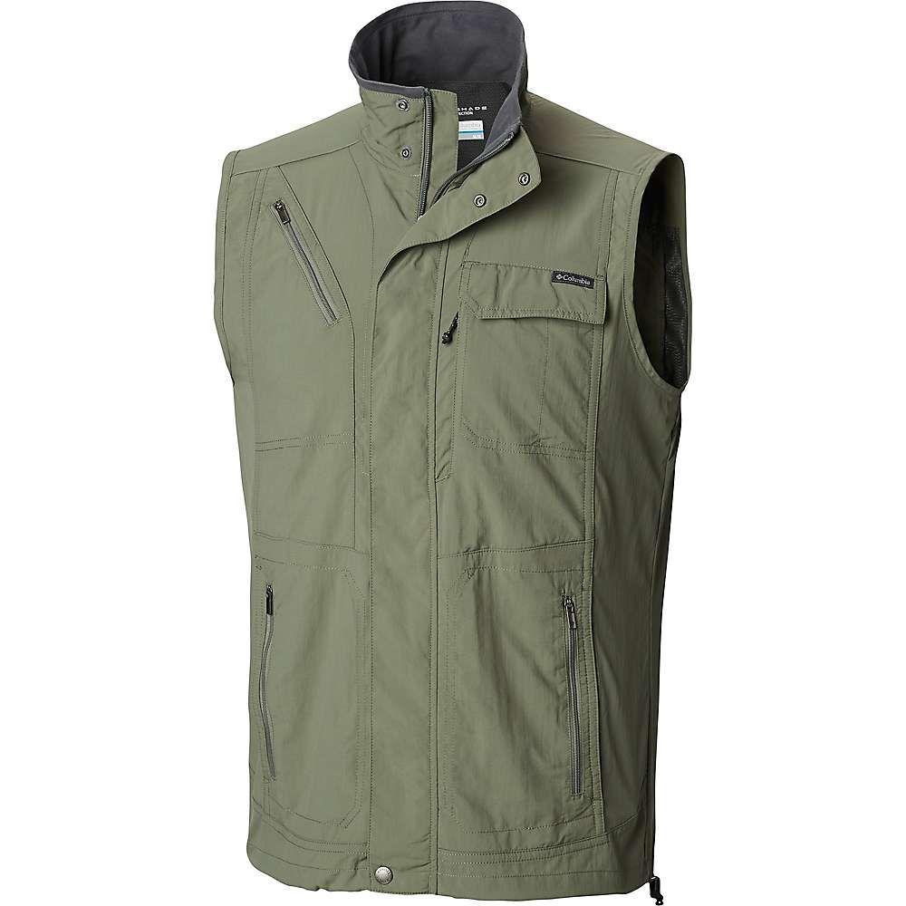 コロンビア Columbia メンズ ベスト・ジレ トップス【silver ridge ii vest】Cypress