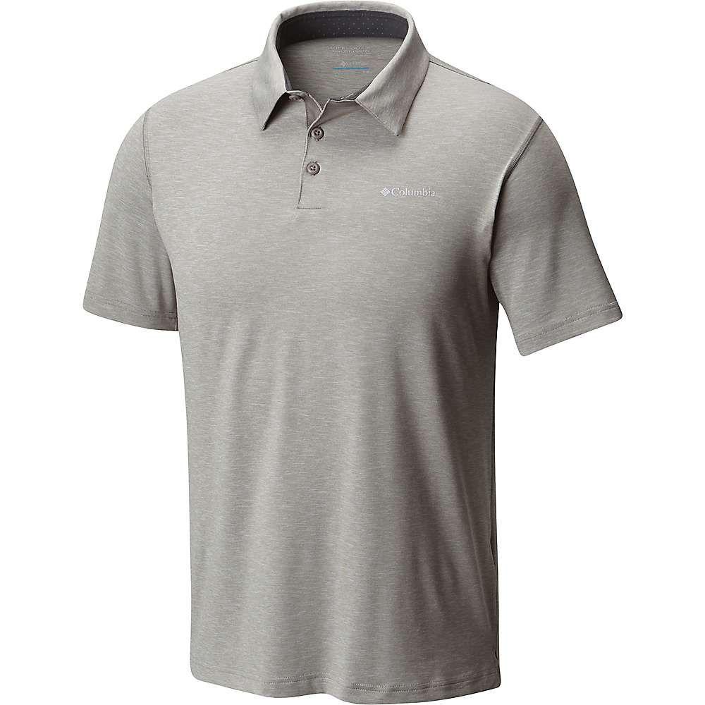コロンビア Columbia メンズ ハイキング・登山 ポロシャツ トップス【tech trail polo shirt】Boulder