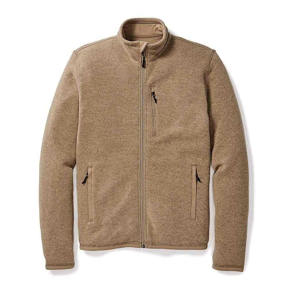 フィルソン Filson メンズ フリース トップス【ridgeway fleece jacket】Ochre