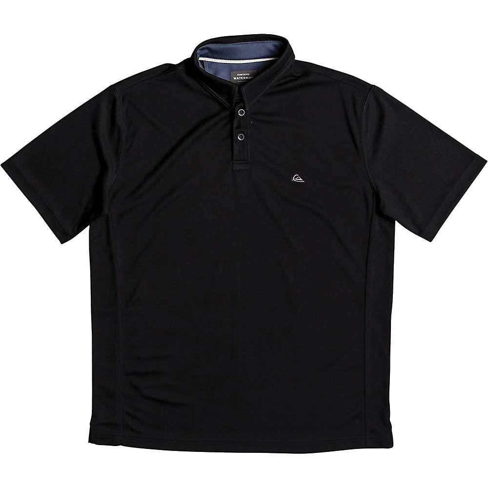クイックシルバー Quiksilver メンズ ポロシャツ トップス【water polo 2 shirt】Black