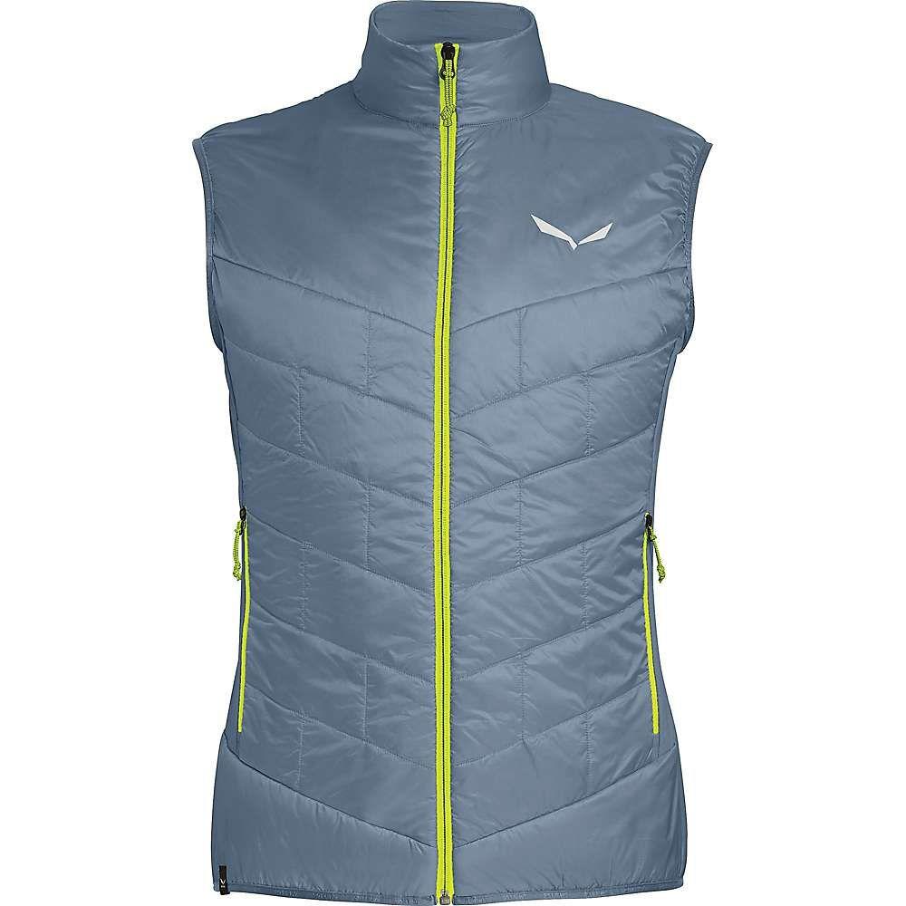 サレワ Salewa メンズ ベスト・ジレ トップス【ortles hybrid tw clt vest】Flint Stone