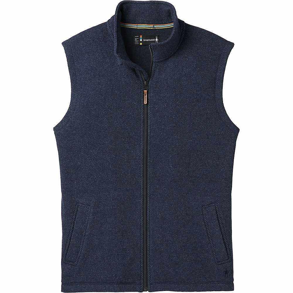 スマートウール Smartwool メンズ ベスト・ジレ トップス【hudson trail fleece vest】Navy