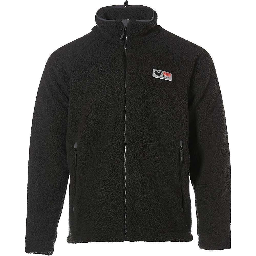 ラブ Rab メンズ フリース トップス【original pile jacket】Black