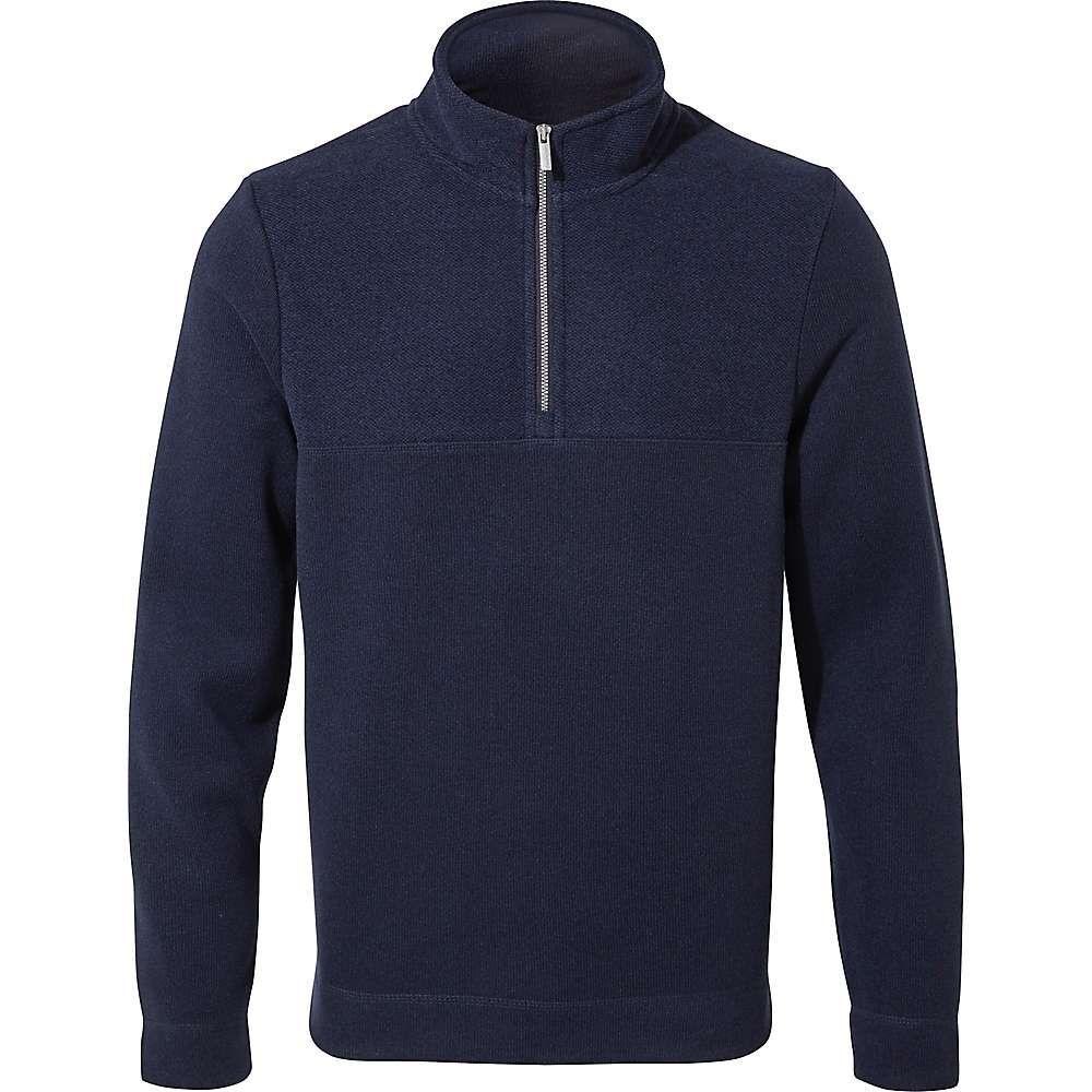 クラッグホッパーズ Craghoppers メンズ フリース トップス【taransay half zip pullover】Blue Navy