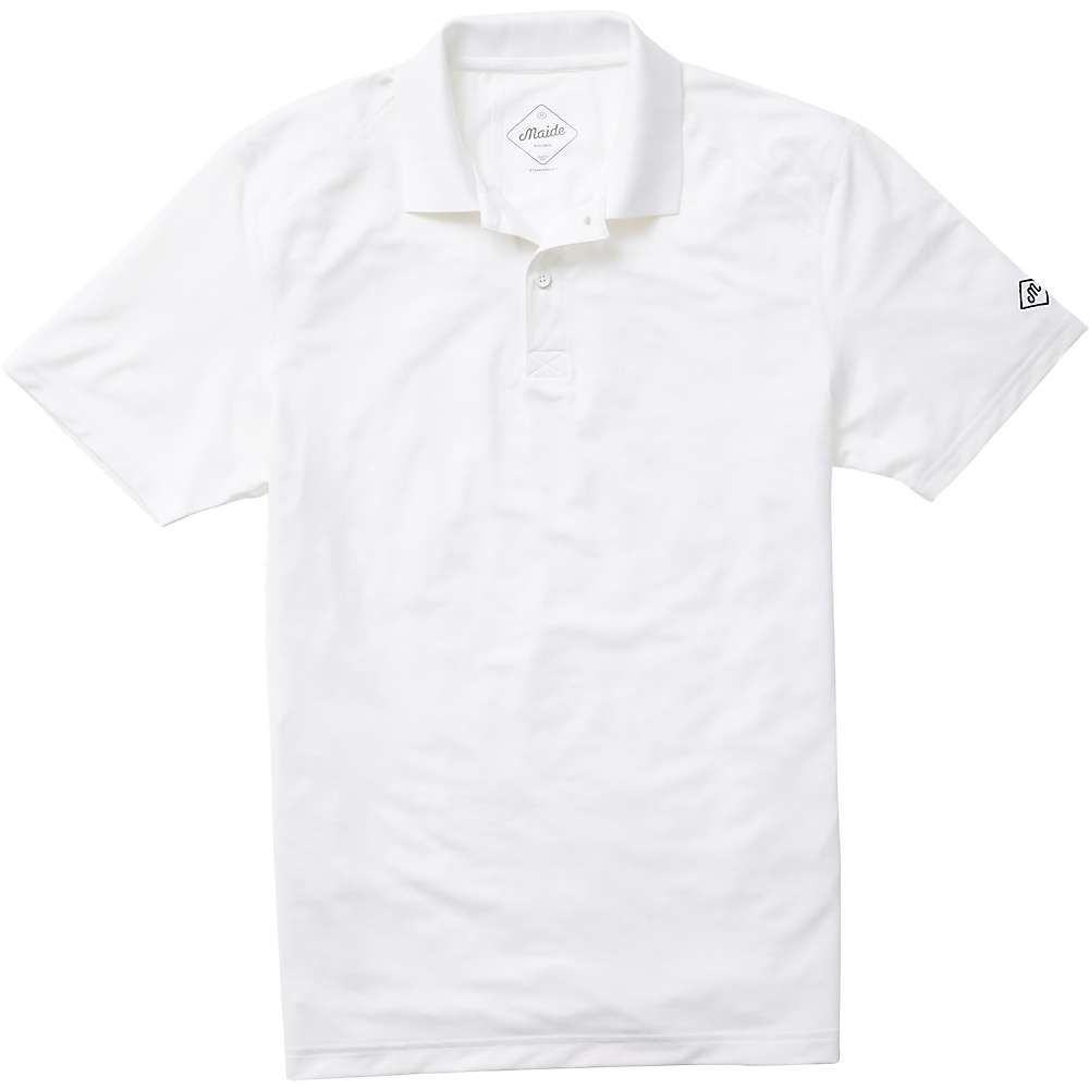 ボノボス Bonobos メンズ ポロシャツ トップス【flex flatiron polo】White