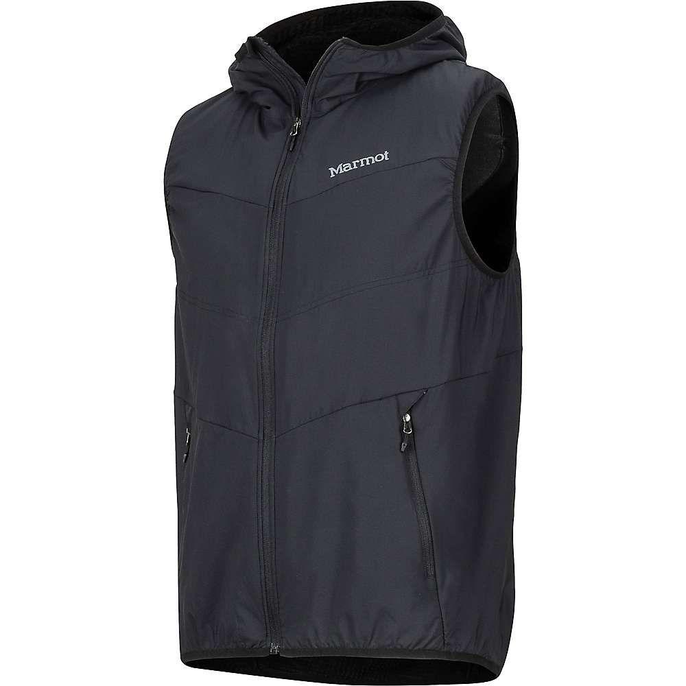 マーモット Marmot メンズ ベスト・ジレ トップス【alpha 60 vest】Black