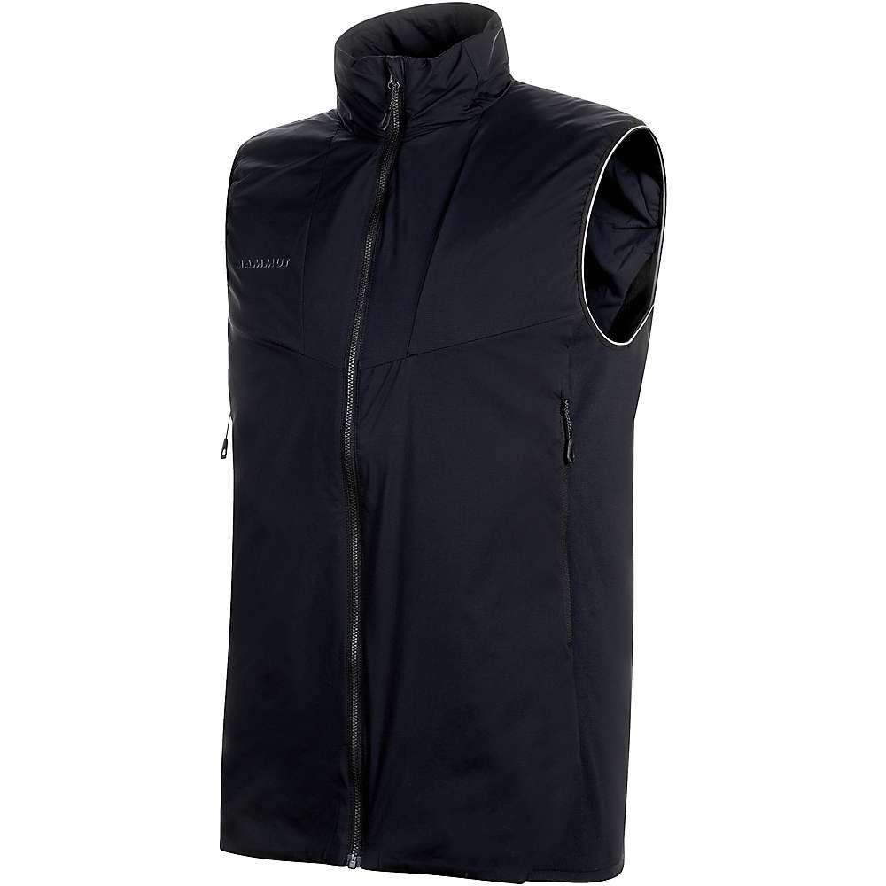 マムート Mammut メンズ ベスト・ジレ トップス【rime light insulation flex vest】Black