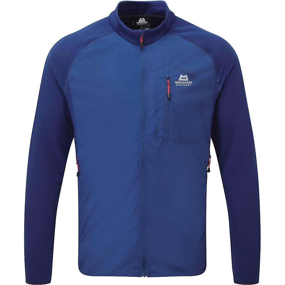 マウンテンイクイップメント Mountain Equipment メンズ フリース トップス【trembler jacket】Sodalite Blue