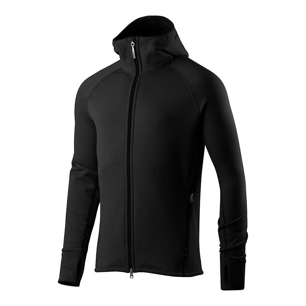 フーディニ Houdini メンズ フリース トップス【power houdi jacket】True Black/True Black