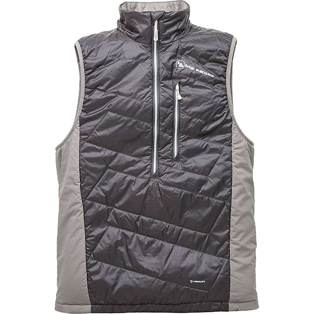 ビッグアグネス Big Agnes メンズ ベスト・ジレ トップス【thorpe vest】Asphalt/Grey