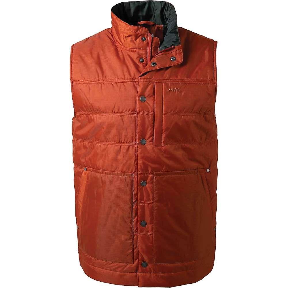 マウンテンカーキス Mountain Khakis メンズ ベスト・ジレ トップス【triple direct vest】Terracotta
