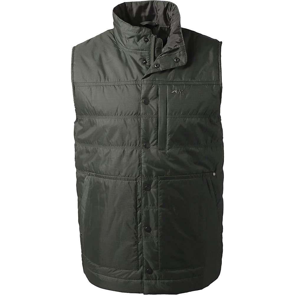 マウンテンカーキス Mountain Khakis メンズ ベスト・ジレ トップス【triple direct vest】Kelp