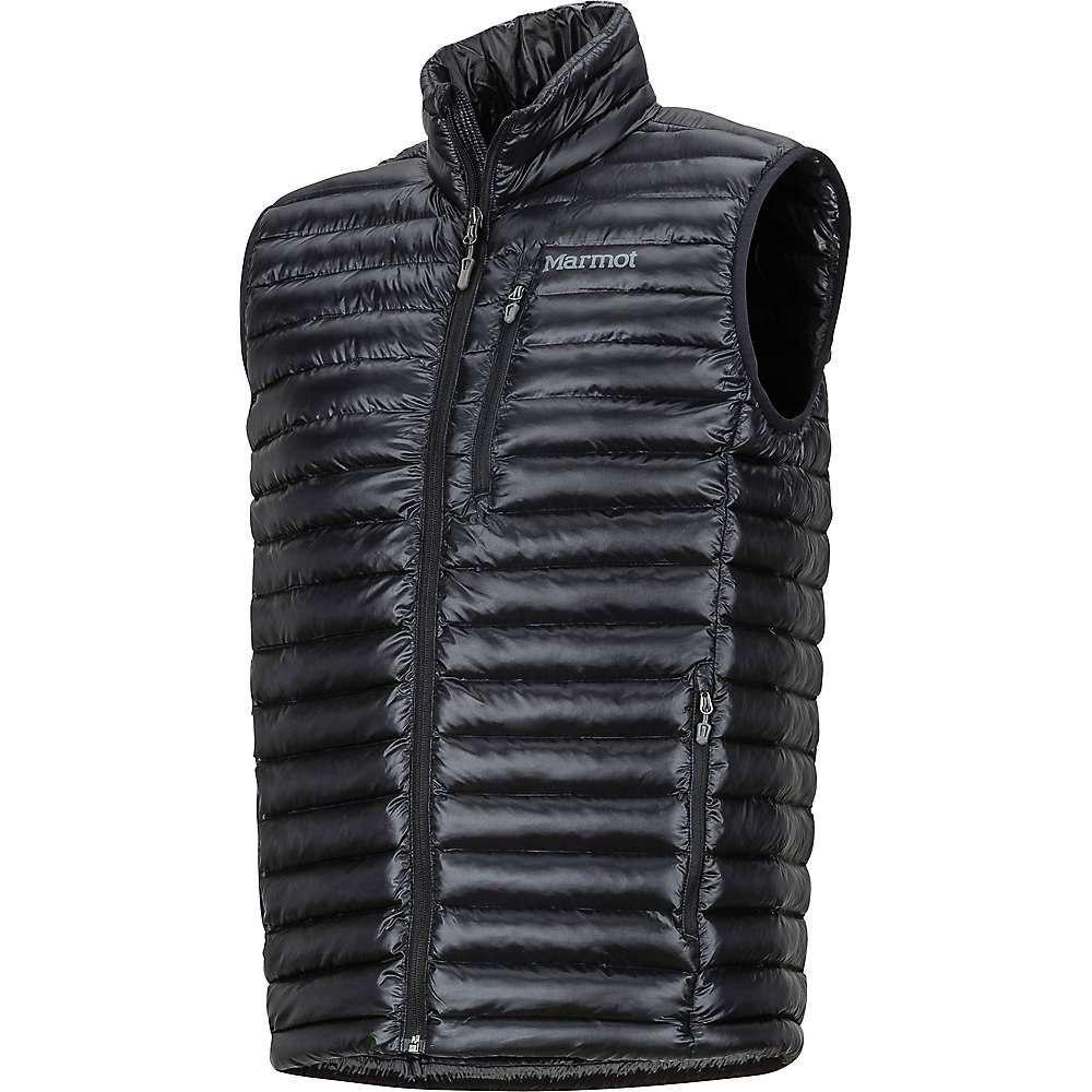 マーモット Marmot メンズ ベスト・ジレ トップス【avant featherless vest】Black