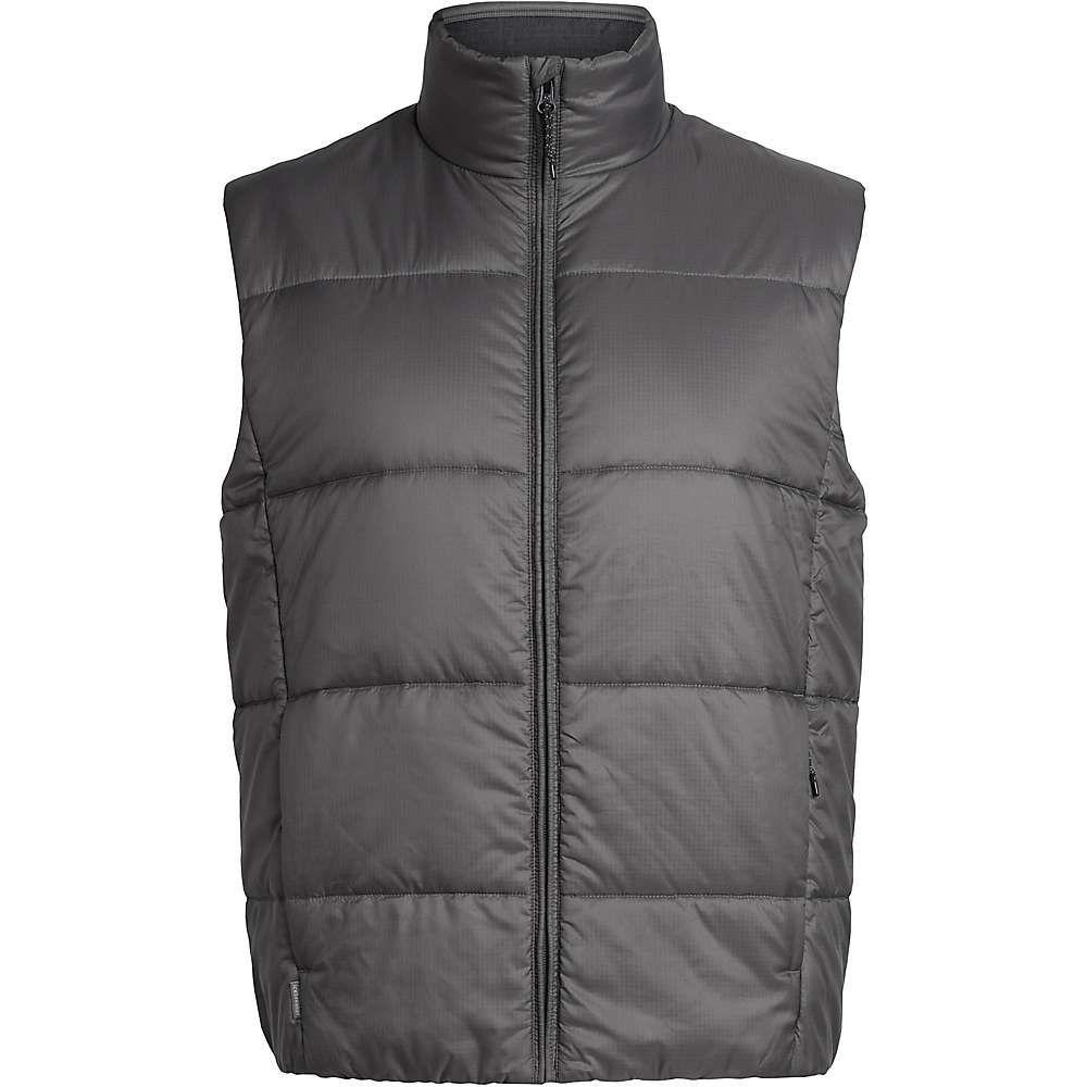 アイスブレーカー Icebreaker メンズ ベスト・ジレ トップス【collingwood vest】Monsoon