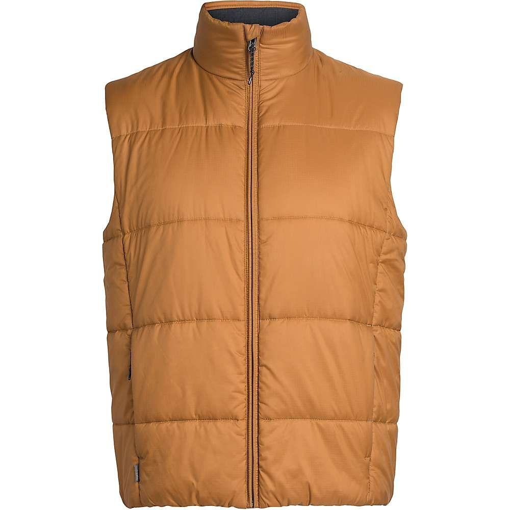 アイスブレーカー Icebreaker メンズ ベスト・ジレ トップス【collingwood vest】Tawny