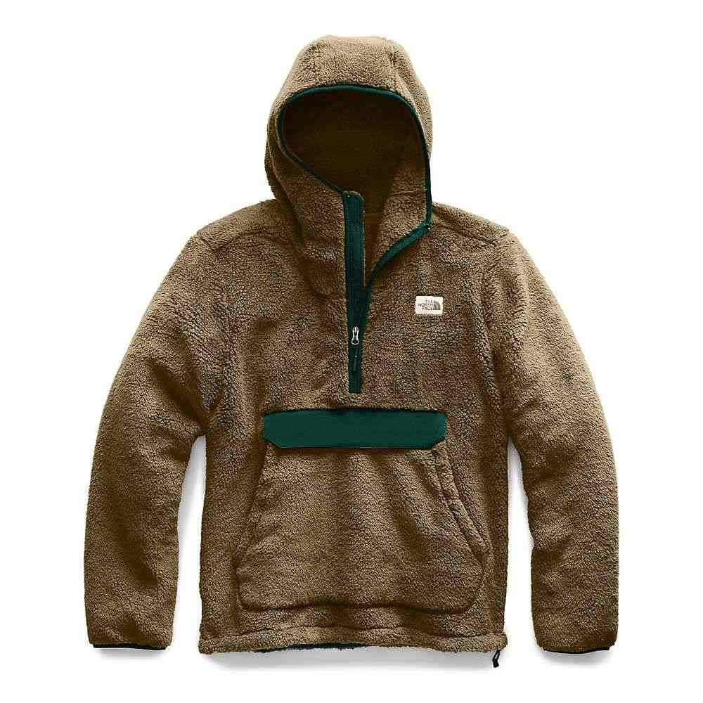 ザ ノースフェイス The North Face メンズ フリース トップス【campshire pullover hoodie】British Khaki/Night Green