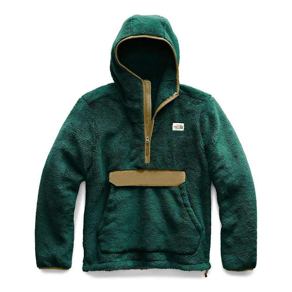 ザ ノースフェイス The North Face メンズ フリース トップス【campshire pullover hoodie】Night Green/British Khaki