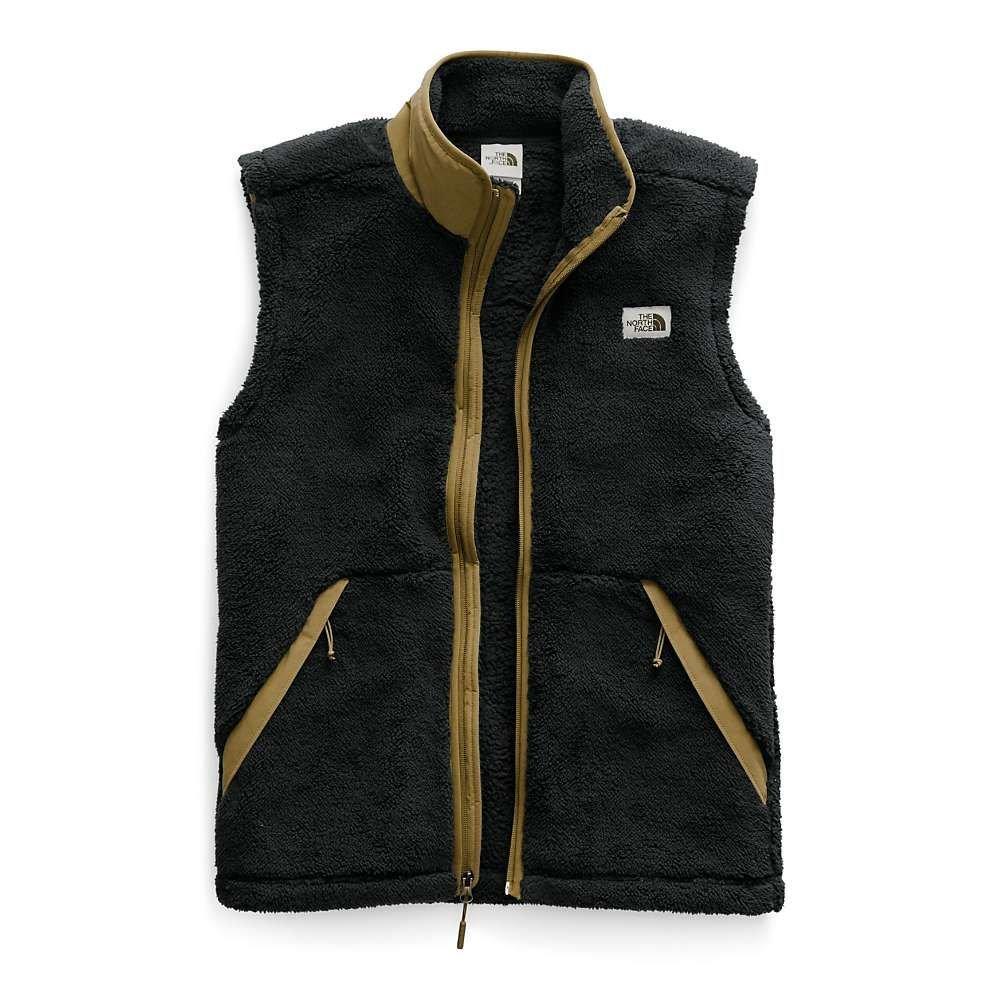 ザ ノースフェイス The North Face メンズ ベスト・ジレ トップス【campshire vest】TNF Black/British Khaki
