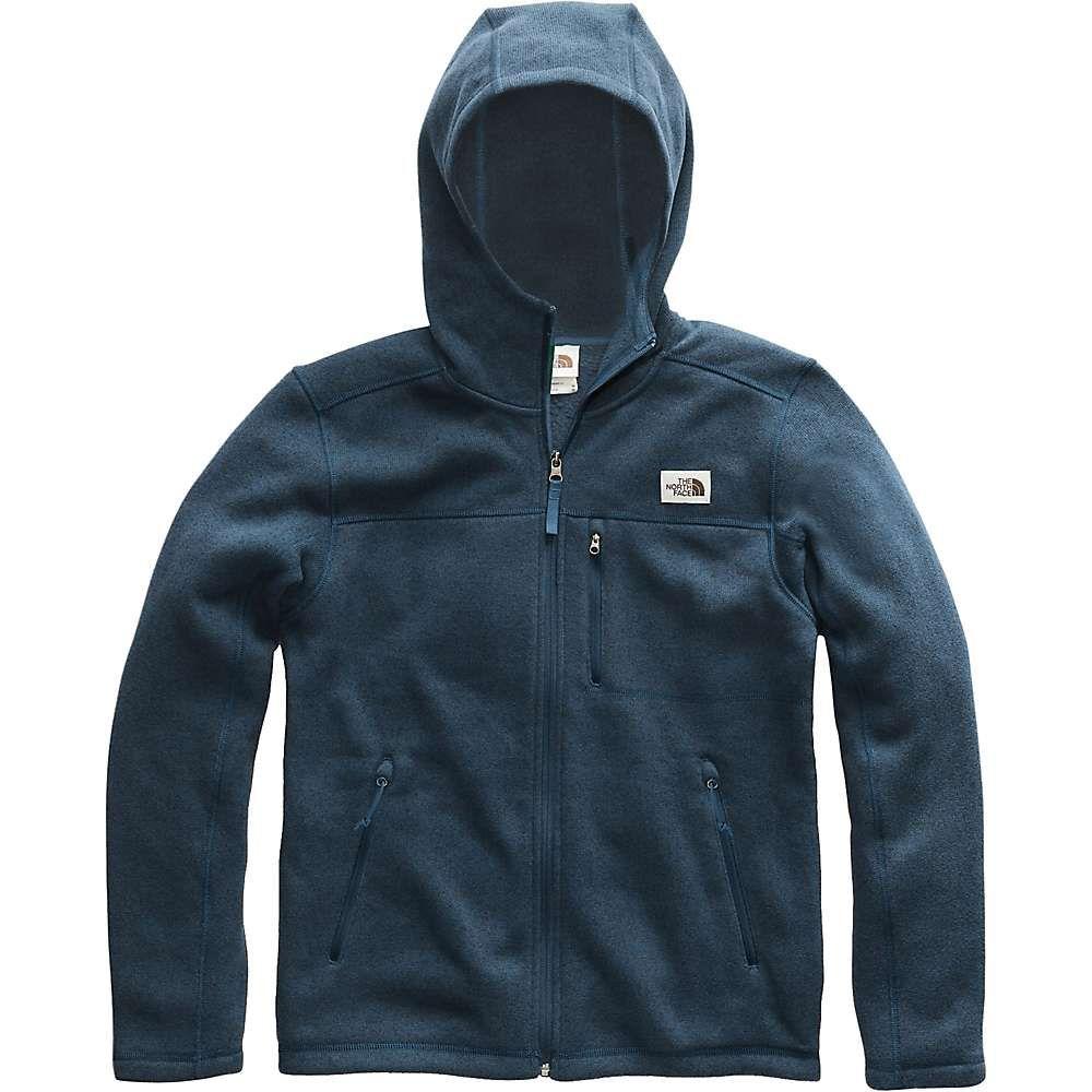 ザ ノースフェイス The North Face メンズ フリース トップス【gordon lyons hoodie】Shady Blue Heather