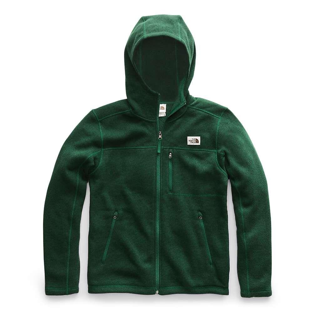 ザ ノースフェイス The North Face メンズ フリース トップス【gordon lyons hoodie】Night Green Heather