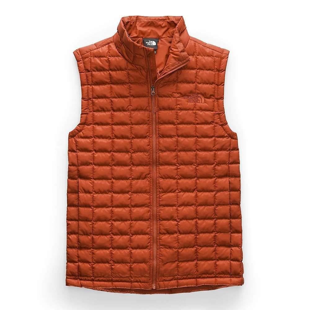 ザ ノースフェイス The North Face メンズ ベスト・ジレ トップス【thermoball eco vest】Picante Red Matte