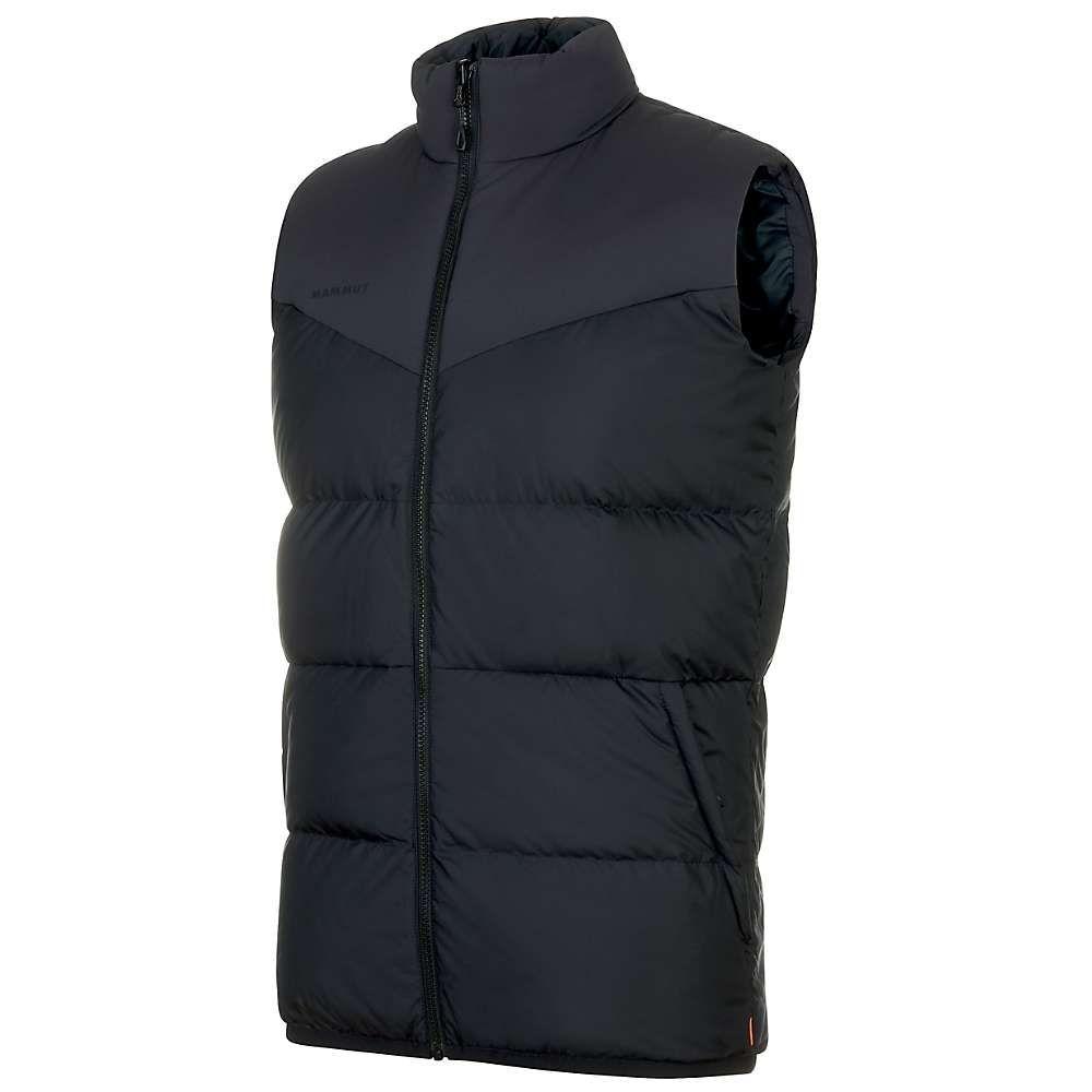 マムート Mammut メンズ ベスト・ジレ トップス【whitehorn in vest】Black/Black