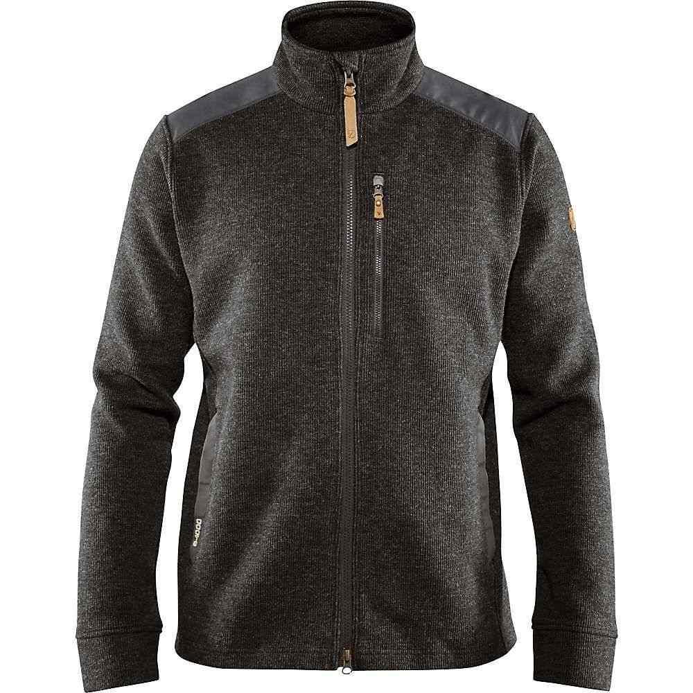フェールラーベン Fjallraven メンズ フリース トップス【singi pyrsch jacket】Stone Grey