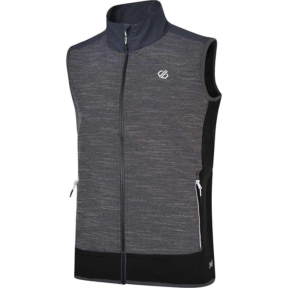 デア トゥビー Dare 2B メンズ ベスト・ジレ トップス【appertain ii vest】Charcoal/Black