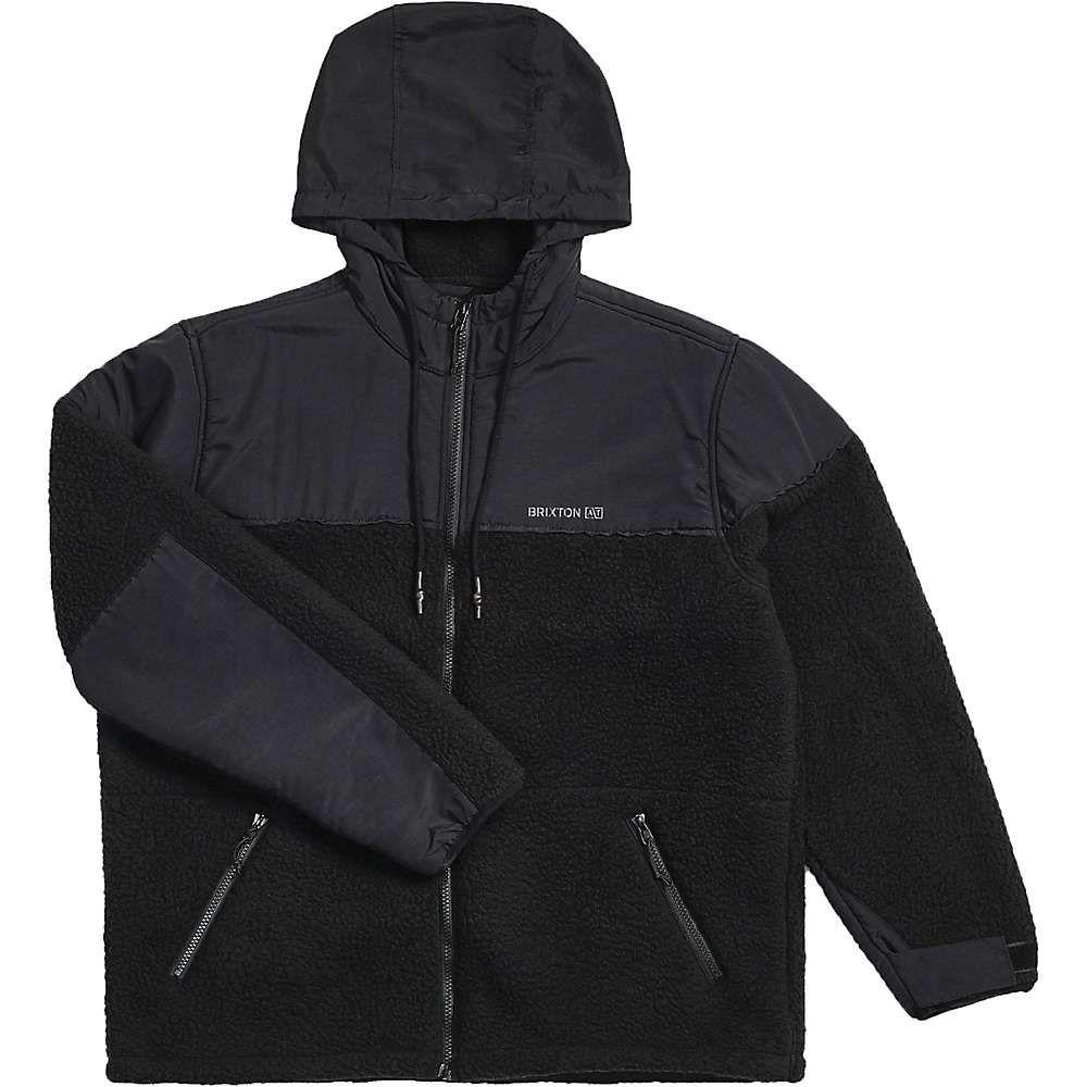 ブリクストン Brixton メンズ フリース トップス【olympus all-terrain jacket】Black