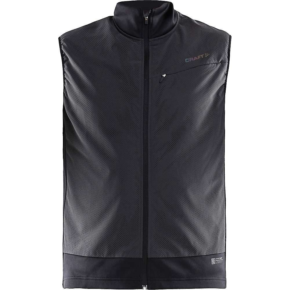 クラフト Craft Sportswear メンズ ベスト・ジレ トップス【craft lumen subzero body warmer】Black