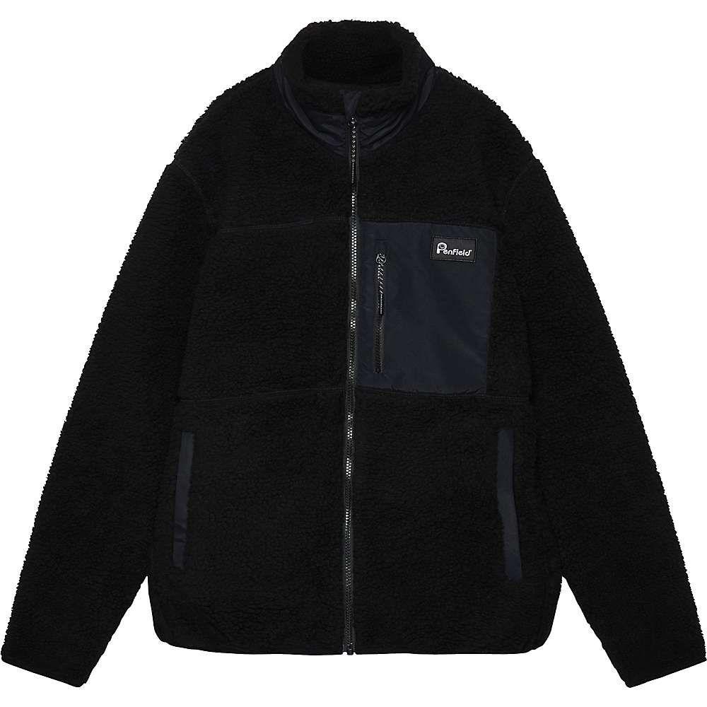 ペンフィールド Penfield メンズ フリース トップス【mattawa fleece】Black