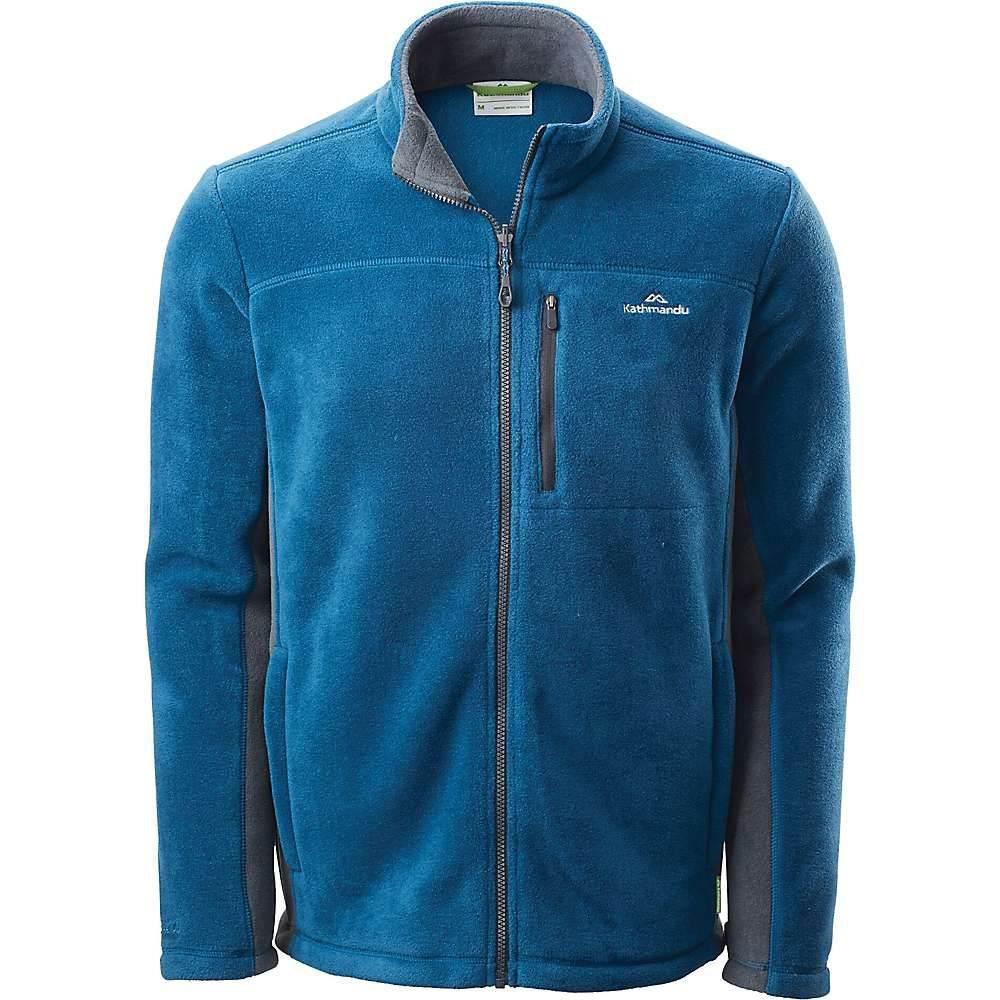 カトマンズ Kathmandu メンズ フリース トップス【trailhead 200 jacket】Blue Teal