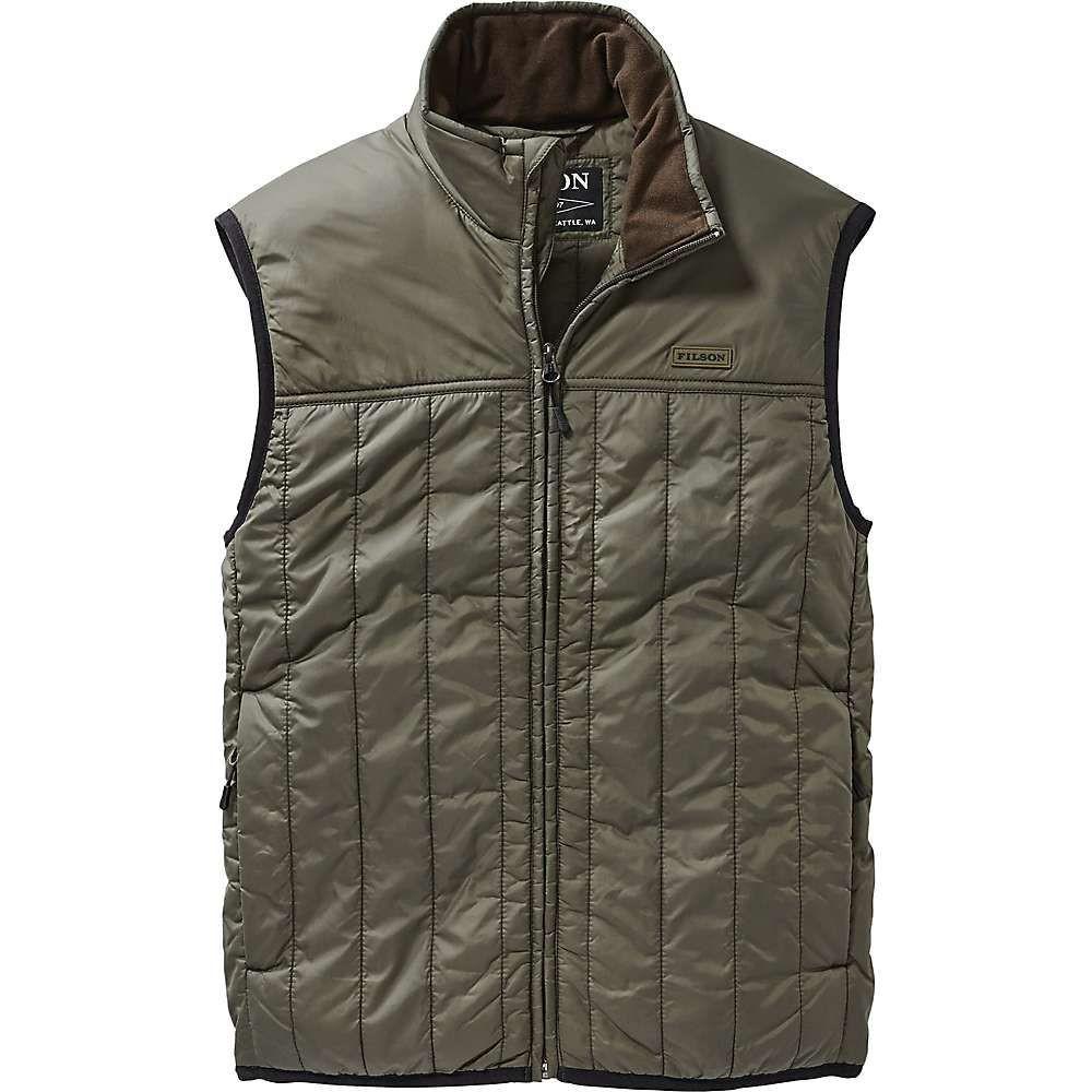 フィルソン Filson メンズ ベスト・ジレ トップス【ultralight vest】Olive Grey