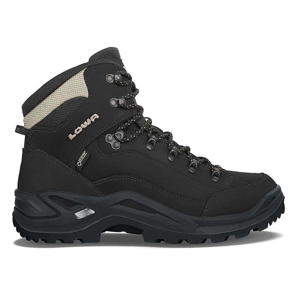 ローバー Lowa Boots メンズ ハイキング・登山 ブーツ シューズ・靴【Lowa Renegade GTX Mid Boot】Black/Pebble