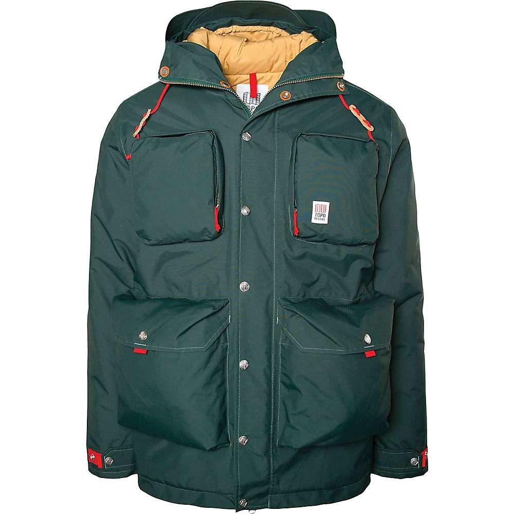 トポ デザイン Topo Designs メンズ ジャケット マウンテンジャケット アウター【Mountain Jacket】Hunter