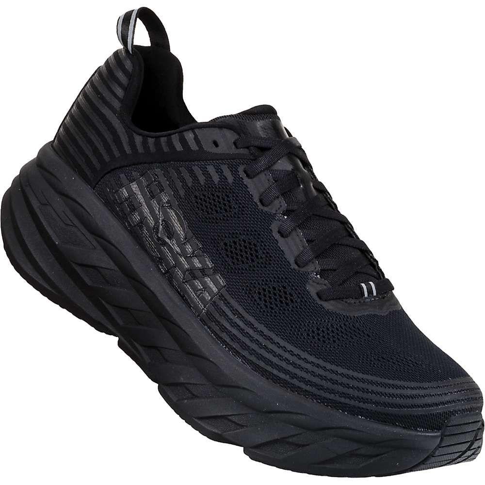 ホカ オネオネ Hoka One One メンズ ランニング・ウォーキング シューズ・靴【Bondi 6 Shoe】Black/Black