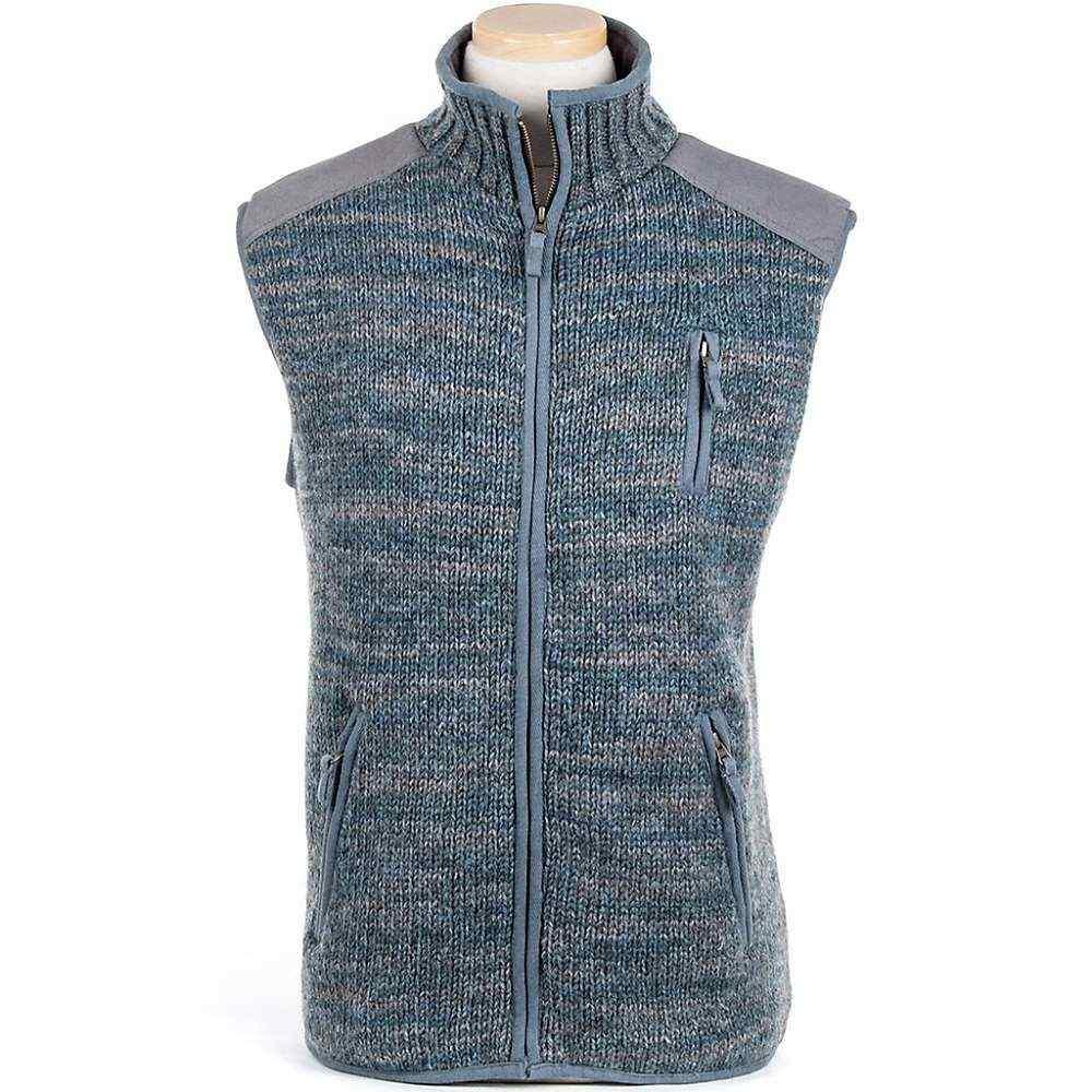 ランドロマット Laundromat メンズ ベスト・ジレ トップス【Yale Fleece Lined Vest】Dusk