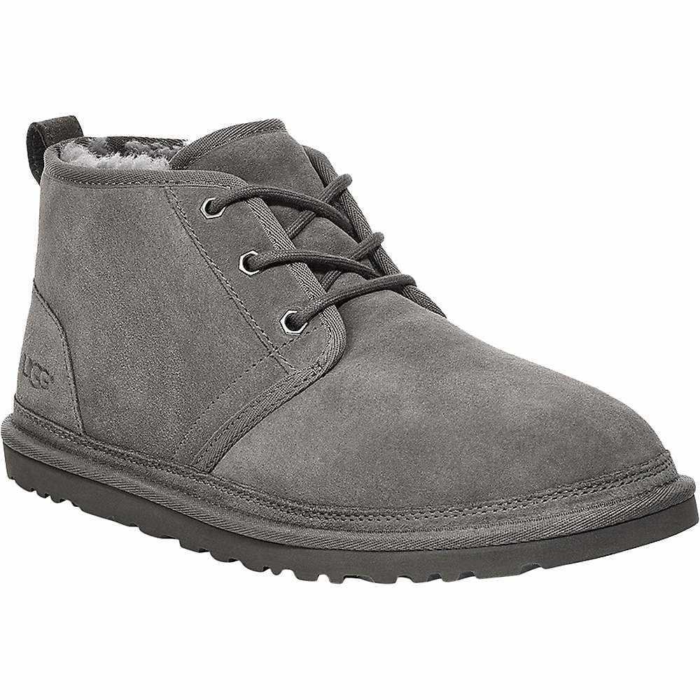 アグ Ugg メンズ シューズ・靴 【Neumel Suede Shoe】Charcoal