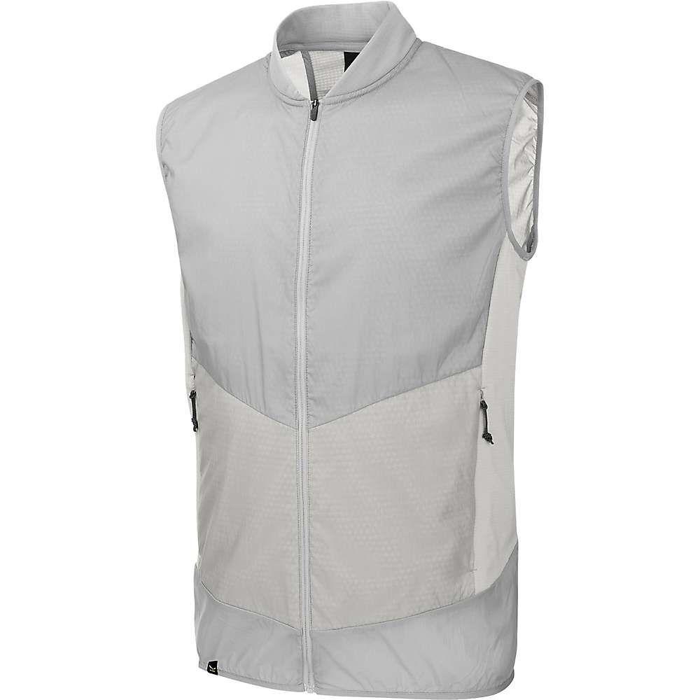 サレワ Salewa メンズ ベスト・ジレ トップス【Pedroc Hybrid PTC Alpha Vest】Alloy