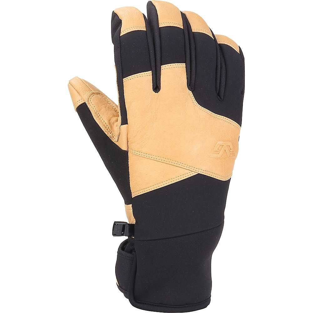 ゴルディーニ Gordini メンズ スキー・スノーボード グローブ【MTN Crew Gloves】Black/Tan