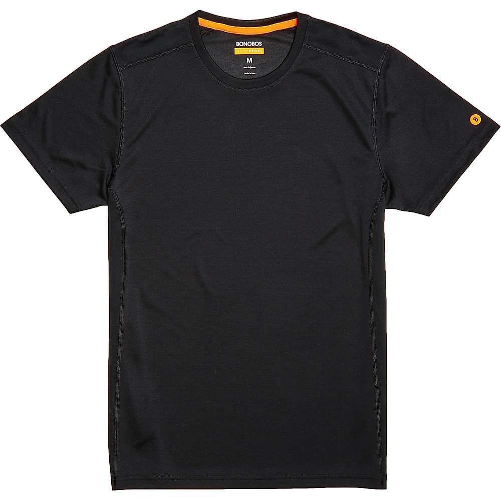ボノボス Bonobos メンズ Tシャツ トップス【Core SS Tee】Jet Black