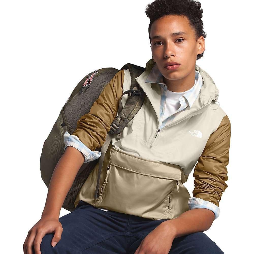ザ ノースフェイス The North Face レディース ジャケット アウター【Fanorak 2.0 Jacket】Twill Beige/Vintage White/British Khaki