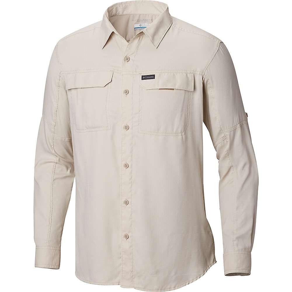 コロンビア Columbia メンズ シャツ トップス【Silver Ridge 2.0 Plaid LS Shirt】Ancient Fossil Dobby Print