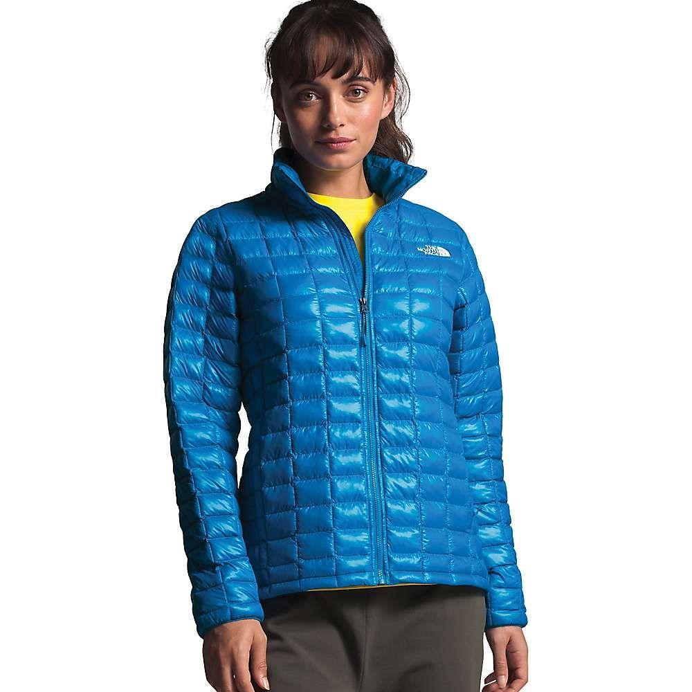 ザ ノースフェイス The North Face レディース ジャケット アウター【ThermoBall Eco Jacket】Clear Lake Blue