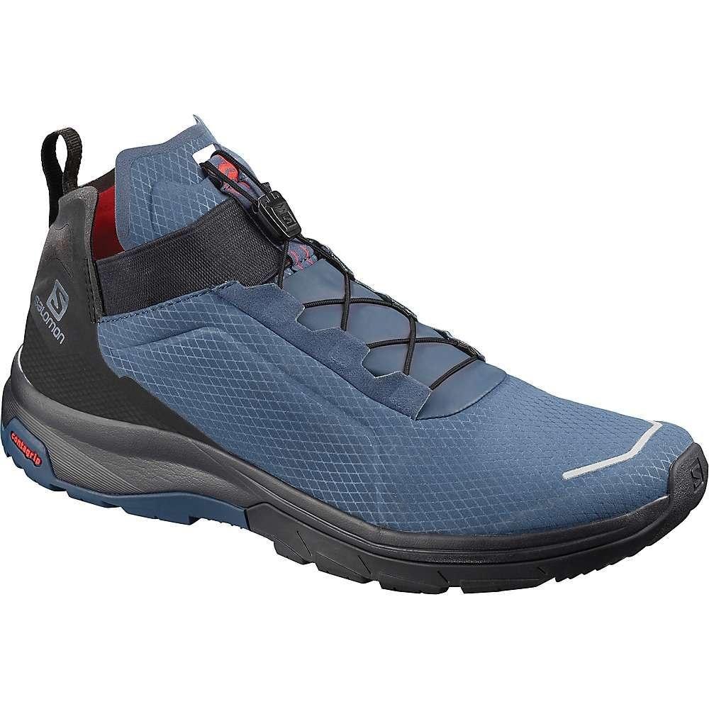 サロモン Salomon メンズ ハイキング・登山 ブーツ シューズ・靴【T-Muter WR Boot】Sargasso Sea/Black/Black