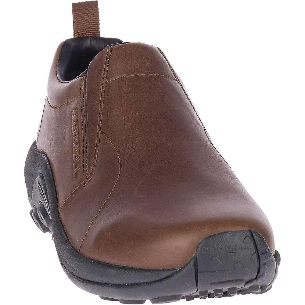 メレル Merrell メンズ シューズ・靴 【Jungle Moc Leather 2 Shoe】Earth