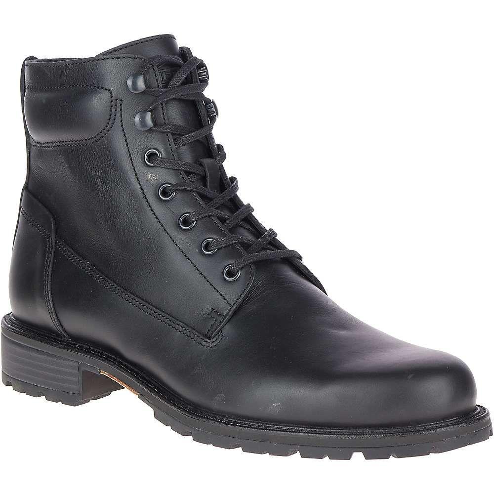 メレル Merrell メンズ ブーツ シューズ・靴【Legacy Mid Waterproof Boot】Black
