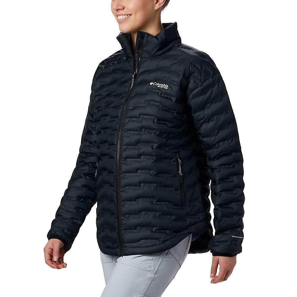 コロンビア Columbia レディース ダウン・中綿ジャケット アウター【Ultimate Catch Heat Seal Puffy Jacket】Black