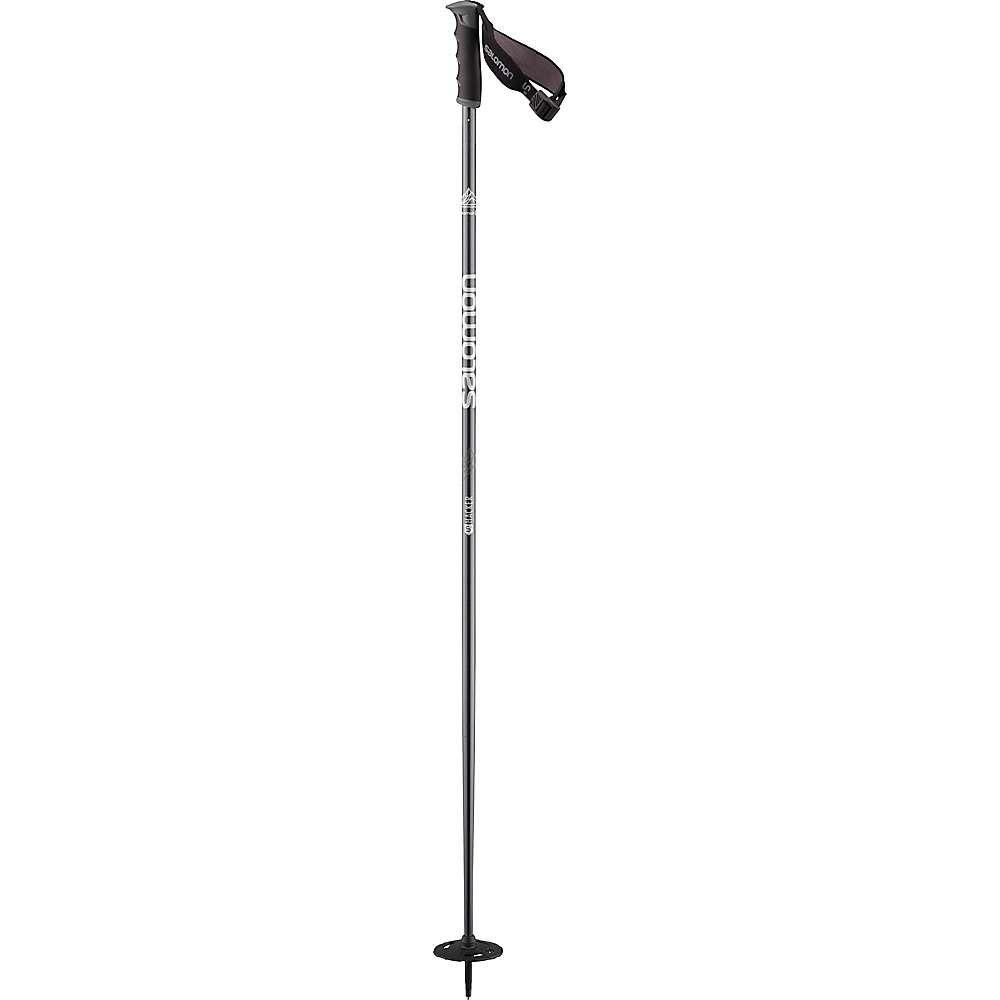 サロモン Salomon ユニセックス スキー・スノーボード ポール【Hacker S3 Ski Pole】Black