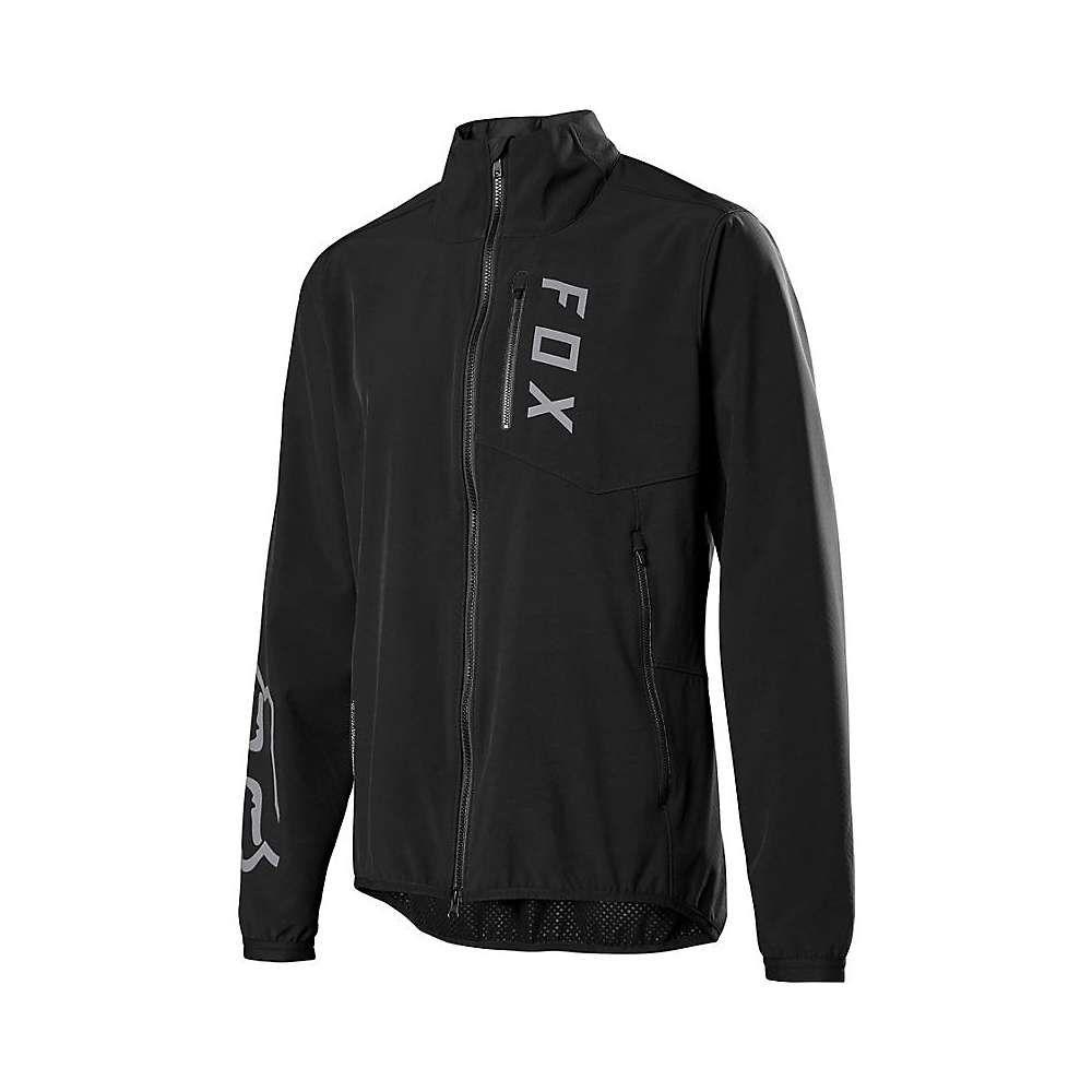 フォックス メンズ 自転車 アウター Black 【サイズ交換無料】 フォックス Fox メンズ 自転車 ジャケット アウター【Ranger Fire Jacket】Black